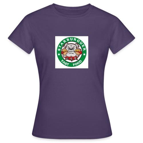 starburger - Camiseta mujer