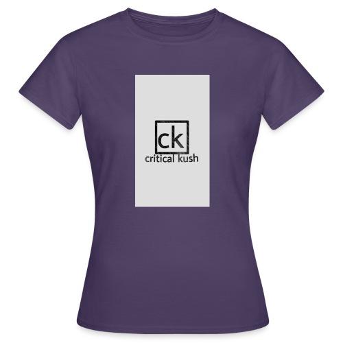 CK _critical kush - Camiseta mujer