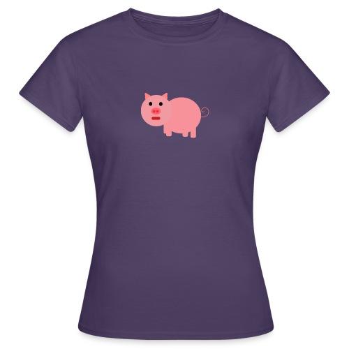 Pig Mad - Women's T-Shirt