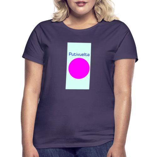 La bolsa de la putivuelta - Camiseta mujer