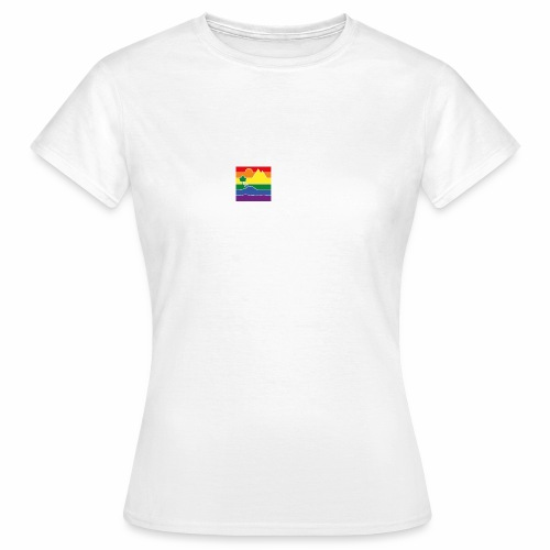 GOC Logo White Text - Women's T-Shirt
