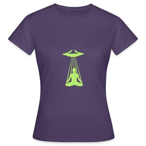 OVNI MEDITATION - T-shirt Femme