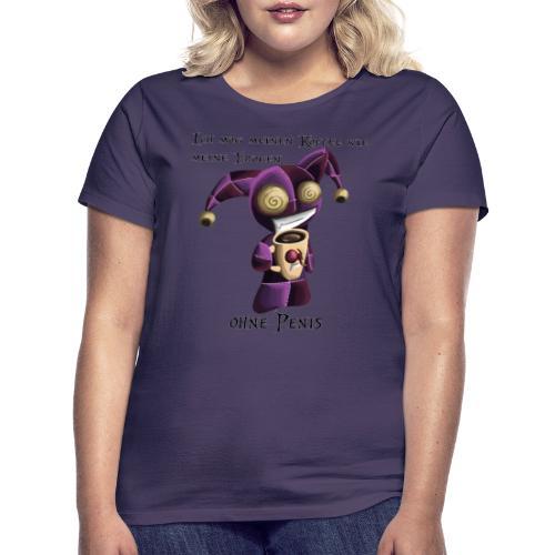 KaffeeÜberraschung - Frauen T-Shirt