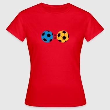 ball : ball - Frauen T-Shirt