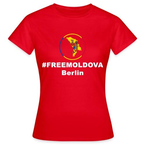 #freemoldowa - Frauen T-Shirt