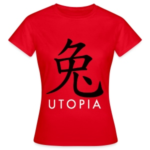 Utopia - Mr. Rabbit - Camiseta mujer