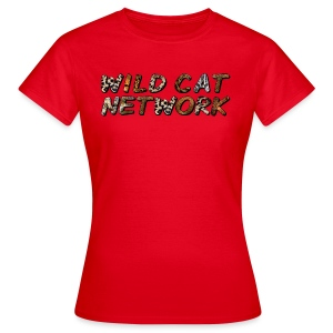 WildCatNetwork 1 - Frauen T-Shirt