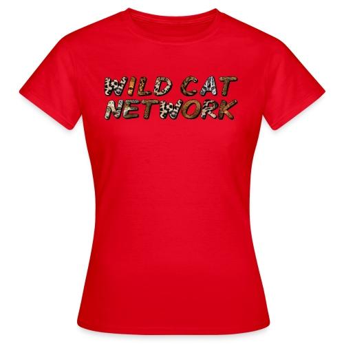 WildCatNetwork 1 - Frauen T-Shirt