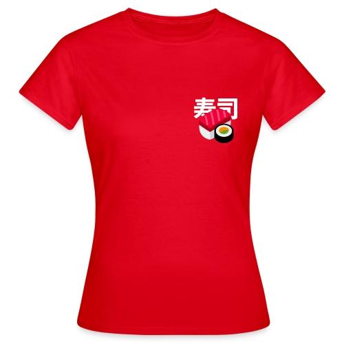 Sushi - T-shirt Femme