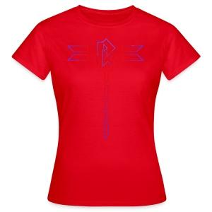 Djekkins First Design - T-shirt Femme