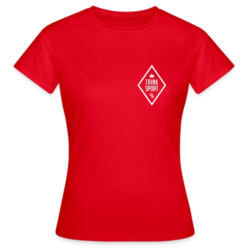Trinksport - Frauen T-Shirt
