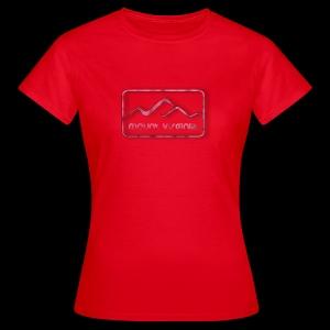 Mount Virginia woman - Frauen T-Shirt