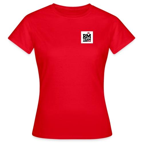 Team RM - Frauen T-Shirt