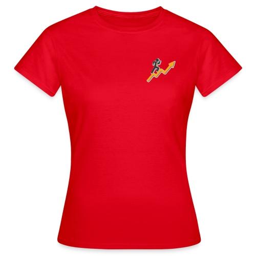 Climb your objectives - T-shirt Femme