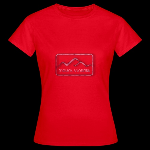 Mount Virginia woman - Frauen T-Shirt