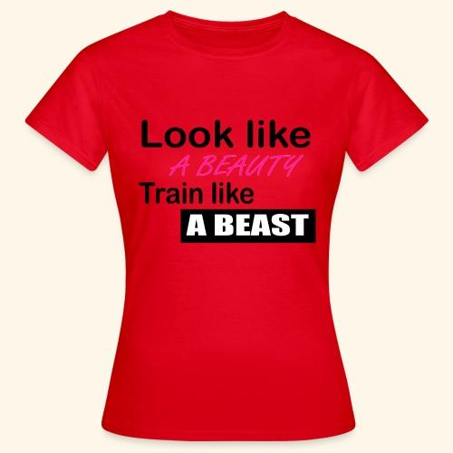 beauty - Women's T-Shirt