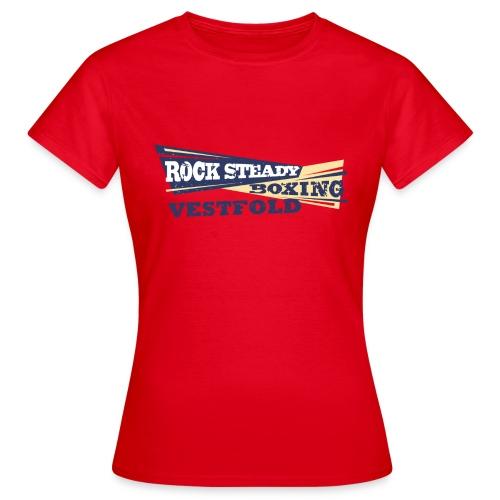 RSB Vestfold - T-skjorte for kvinner