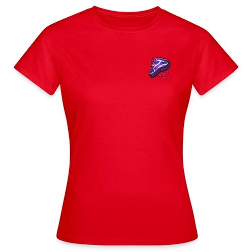 Bifteck Mystic - T-shirt Femme