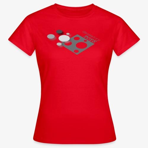 Geometry Toys - Women's T-Shirt
