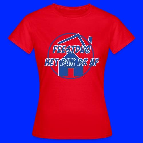 Simpel logo - Vrouwen T-shirt