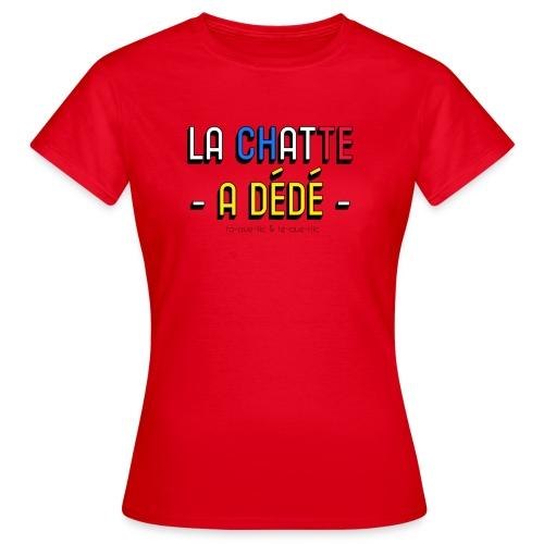 Didier - T-shirt Femme