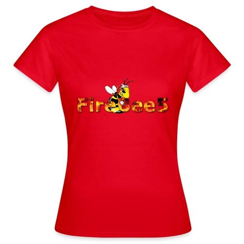 FireBee5 - Comic-Style - Frauen T-Shirt