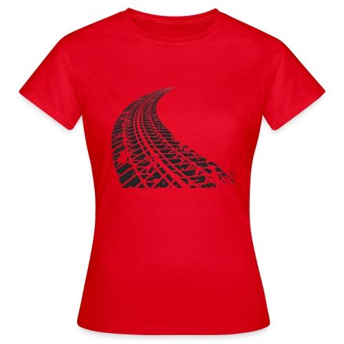 Koszulka motocykl 3 - Koszulka damska