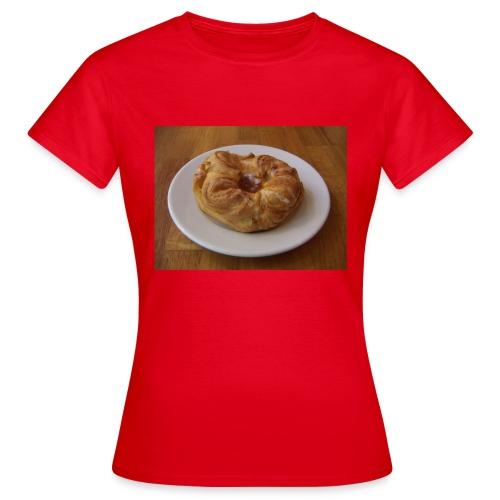 inte mandelkubb - T-shirt dam