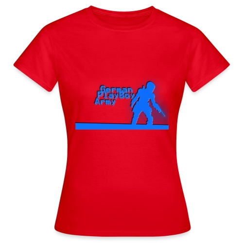 GermanPlayBoyMerch - Frauen T-Shirt