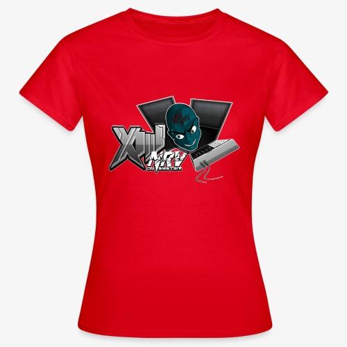 XIIINRVDU6TM OFFICIEL FACE 2 RAVEWEAR - T-shirt Femme