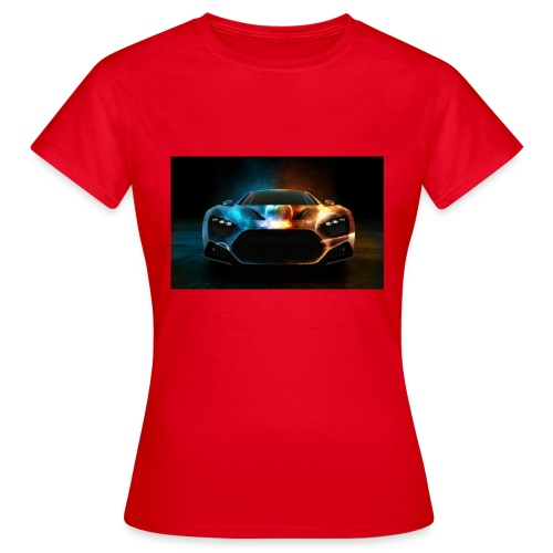 car - Women's T-Shirt