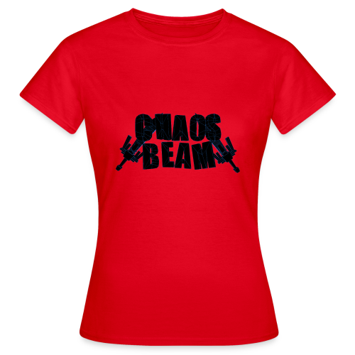 Chaos Beam - Frauen T-Shirt