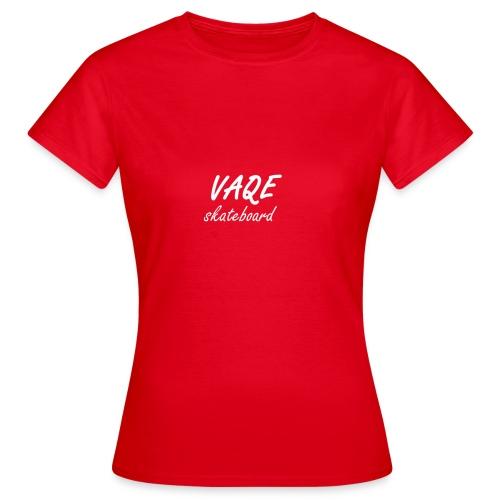 vaqe skate - T-shirt Femme