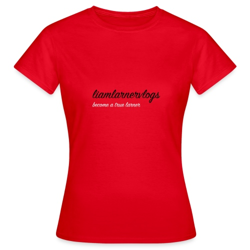 LiamLarnerVlogs - Women's T-Shirt