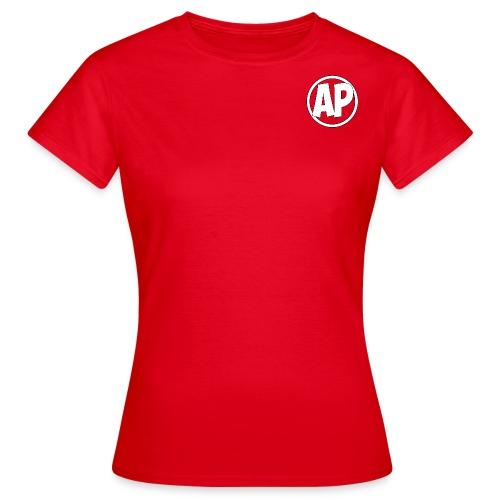 Airplayz logo - Vrouwen T-shirt