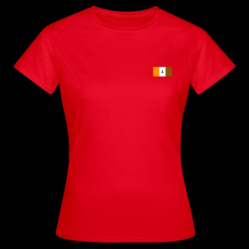 Nibba Squad origins - Dame-T-shirt