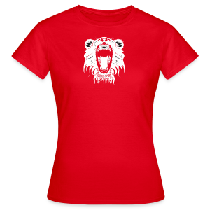 Lion Collection - T-skjorte for kvinner