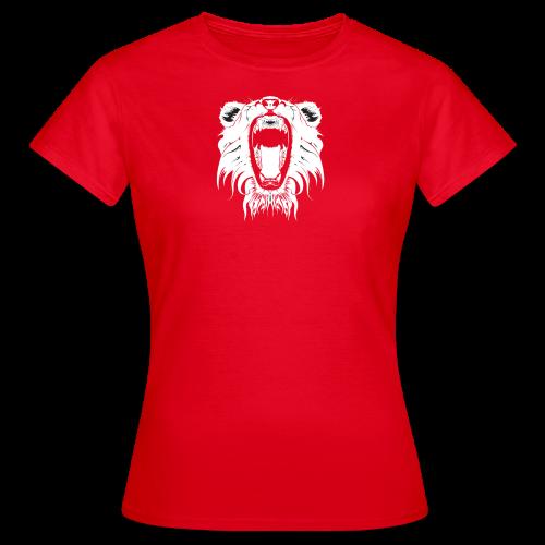 Lion Collection - T-skjorte for kvinner