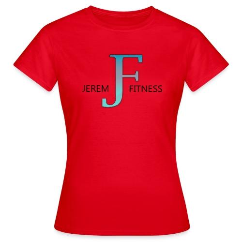 JeremFitness - T-shirt Femme