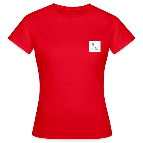 halllo ich bims - Frauen T-Shirt