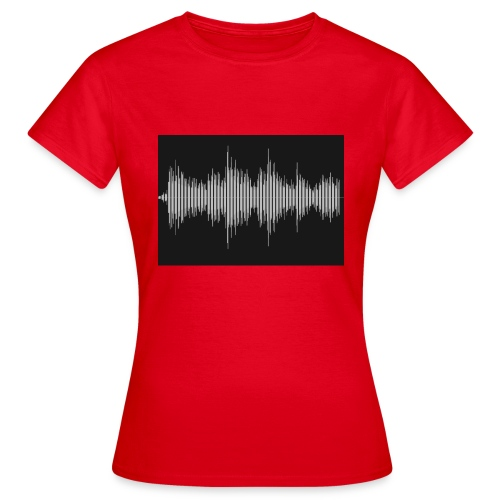 Soundwave - Vrouwen T-shirt
