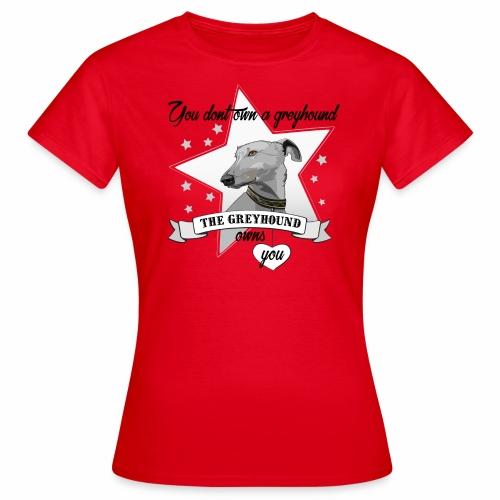 The Greyhound - T-shirt dam