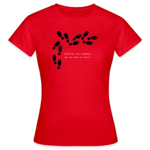 do you want to dance - T-shirt dam