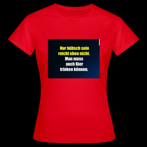 Bierlovers - Frauen T-Shirt