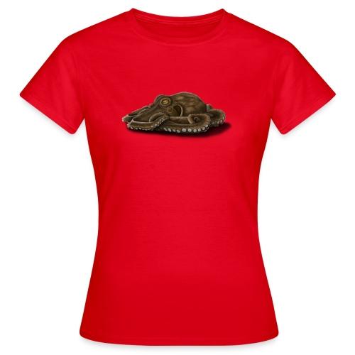 Oktopus - Frauen T-Shirt
