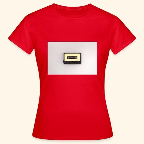 Kassettte - Frauen T-Shirt
