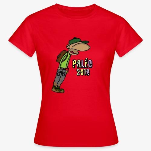 Paléo 2018 Character - T-shirt Femme