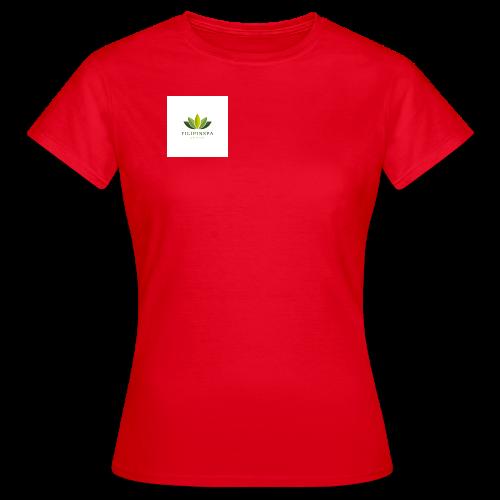 logo - T-shirt dam