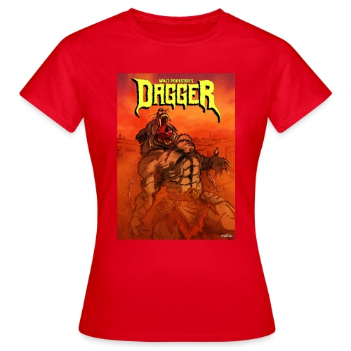 Dagger 4 L'Alba Tankar - Maglietta da donna
