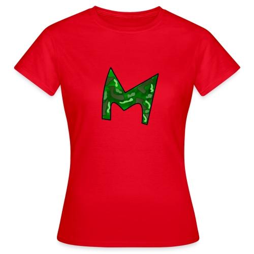 MatteoZoda logo - T-shirt dam